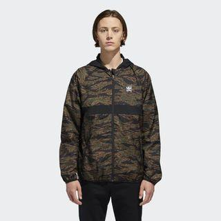 Adidas Camouflage BB Wind Packable Jacket