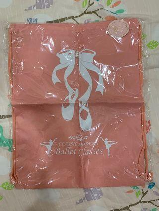 🚚 Ballet drawstring bag