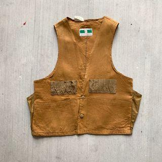🇺🇸Vintage Hunter Vest 古著 古着 獵人 背心