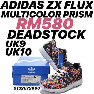 quality design 041f6 e4f23 ADIDAS ZX FLUX