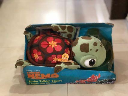 🚚 Finding Nemo - Surfer Talkin Squirt