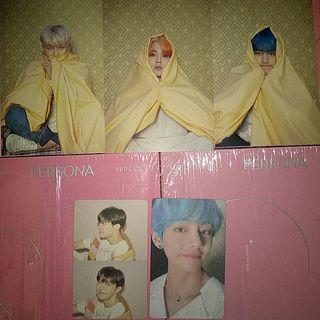 【WTT】BTS Persona Photocards
