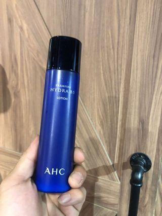 AHC神仙水(乳液)