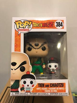 Funko Pop Dragon Ball - Tien & ChiaoTzu