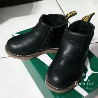 🚚 男童短靴 二手 27碼 內16.5cm