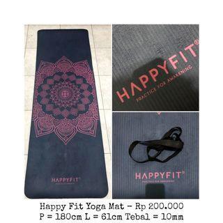 Happy Fit Yoga Mat