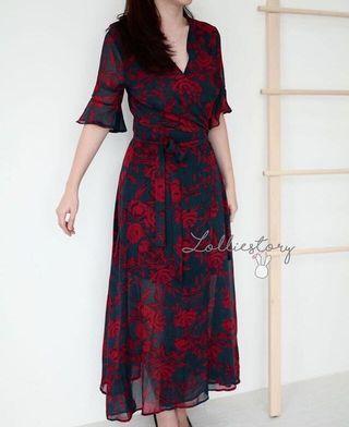 Lolliestory floral dress