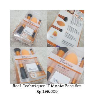 Real techniques ultimate base set
