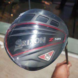 Srixon Z 585 10.5* Driver Stiff Graphite
