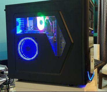 Intel Xeon (i7) gaming desktop pc
