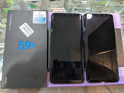 Samsung Galaxy S9+ Plus LTE 4G 6GB Ram 256GB - Fullset