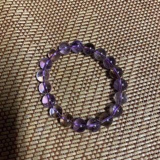 🚚 紫水晶手鏈