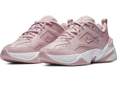 🚚 Nike M2K 粉色 免費附鞋盒 25號 女生