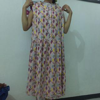 Flower home Dress