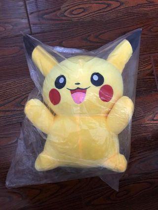 BNIB Pokemon Pikachu Plush