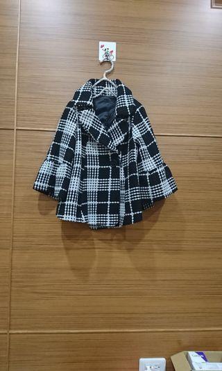 🚚 大出清~不議價…全新花苞袖外套