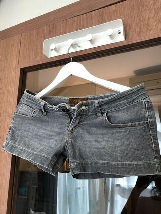 Celana Pendek Jeans Mini Short Denim