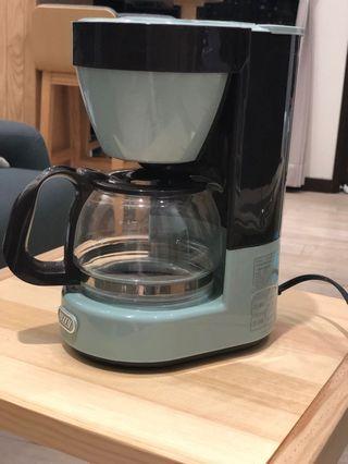 日本Toffy 四杯復古美式咖啡機