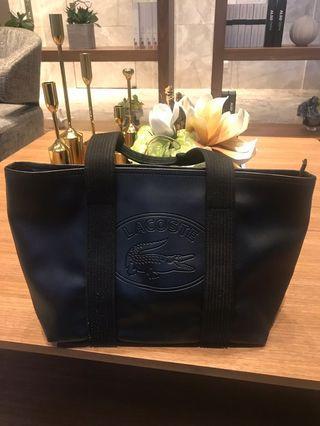 Lacoste黑色手提包