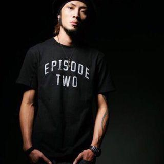 🚚 Remix 10 A/W Episode Episode Two Tee 黑s