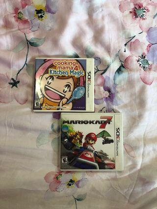 Nintendo 3DS Games COOKING MAMA