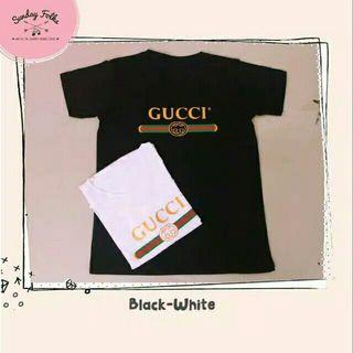 Tumblr Tee Gucci ready white