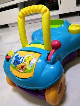 Playskool Walker/baby car