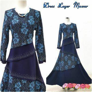 Dress Layer Mawar