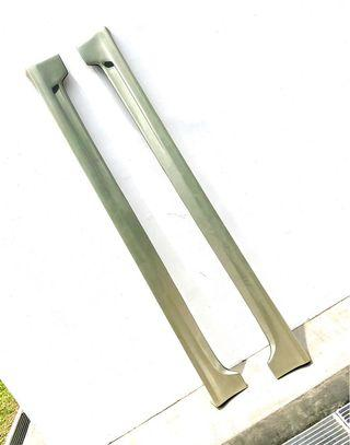 2008 vios side skirt Galaxy