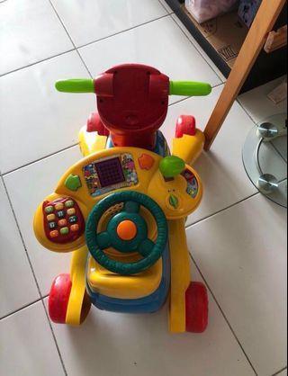 (item in JB) Fisher Price Fun Learning Toy