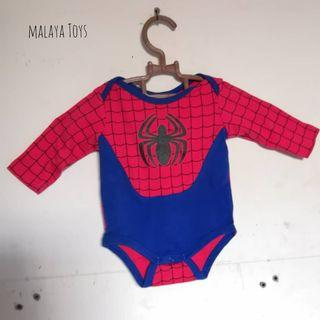Avenger : Spiderman Baby Romper Limited Edition