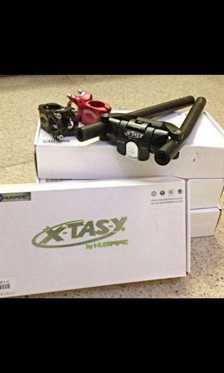 🚚 X-tasy foldable handlebar