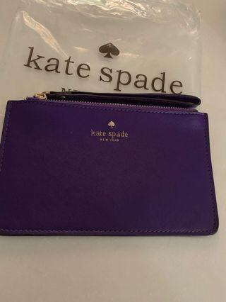 Kate Spade Wallet Purple