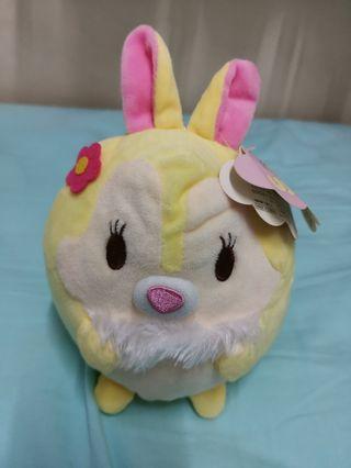Miss Bunny Ufufy 黃色小兔公仔
