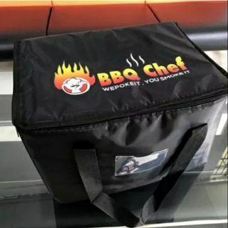 🚚 鋁箔加厚保溫袋  牛津布18L. 30L. 52L  露營野餐包大容量手提保鮮袋