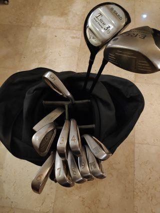 Full Golf Set & Bag