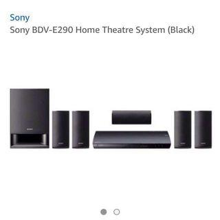 Sony BDV-E290 Home Theatre System (Pre-Own)