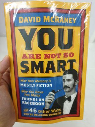 🚚 You are not so smart by David Mcraney