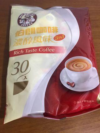 🚚 伯朗咖啡