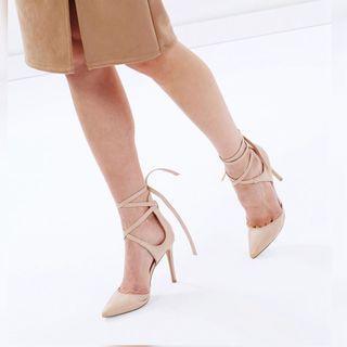 Kezia Nude  heels