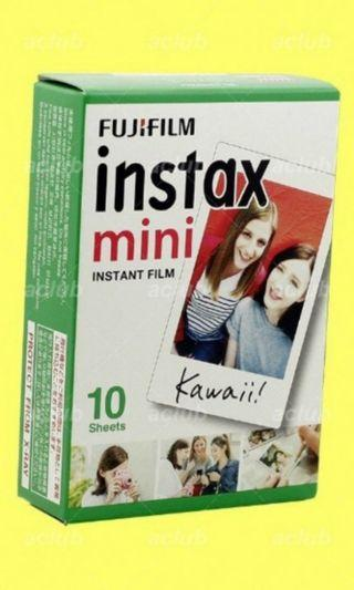 Instax single pack film
