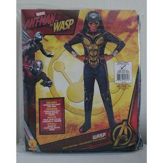Antman And the Wasp Girl's Child Costume for birthday parties