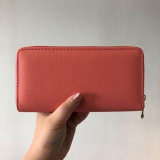 🚚 (Ready Stock) Pink Long Wallet