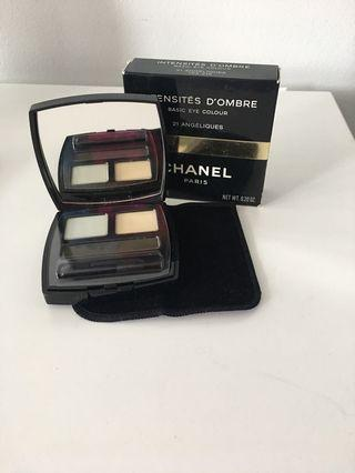 Chanel eyeshadow duo set