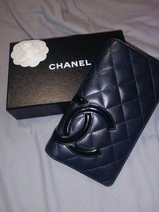 🚚 Pre-loved Chanel Cambon Wallet