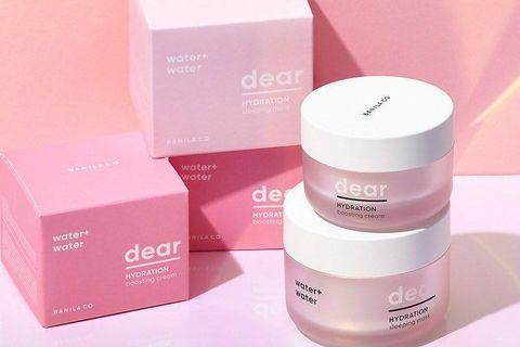 banila co. dear hydration boosting cream