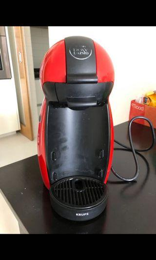 Moving out sale:  krups dolce gusto