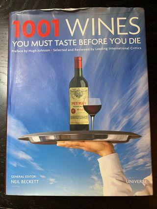 1001 Wines (900+ pages)