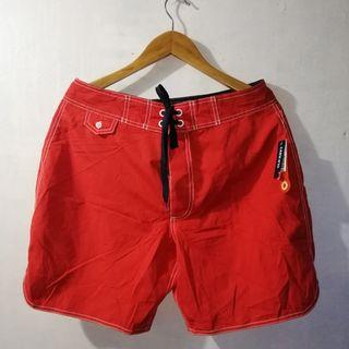 Plain boardshorts. Tags attached