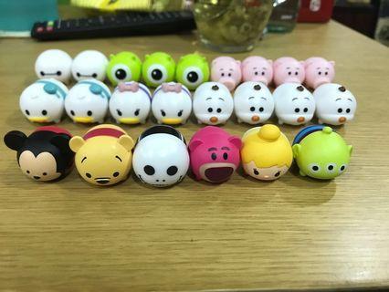 🚚 Disney Tsum Tsum Easter Eggs mini figurines